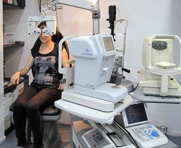 Estudio Optométrico personalizado